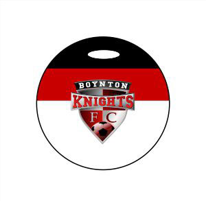 Boynton Knights Custom Bag Tag BagTag-BK
