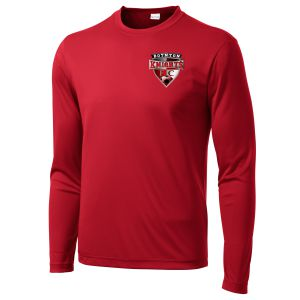 Boynton Knights Long Sleeve Training Jersey  ST350LS