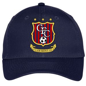 Clermont FC Custom Hat - Navy C913Nav