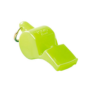 Fox 40 Pearl Whistle - Neon Yellow 9702NY-FOX