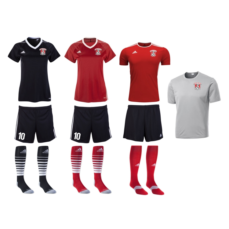 Hobe Sound Soccer Club - Women's Required Kit HS-WMKT