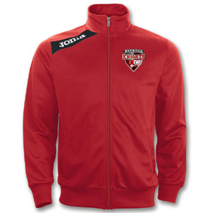 Boynton Knights Victory Jacket - Red/Black