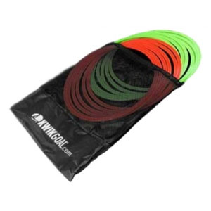 Kwik Goal Deluxe Speed Rings HI-Vis 16B1606