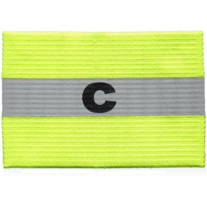Kwik Goal Reflective Captain Arm Band 19B13222-KW