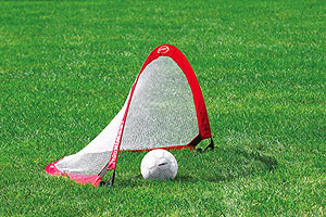 KwikGoal Infinity Pop-up Goal Medium 2B7104