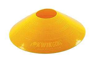 Kwik Goal Small Disc Cone - 25 Pack 6A10-LCS