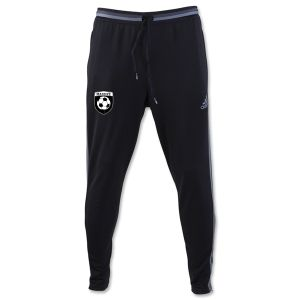 Massive adidas Youth Condivo 16 Training Pants - Black/Grey MSA-AN9855