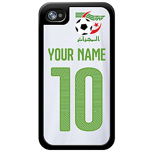 Algeria Custom Player Phone Cases - iPhone (All Models) iph-algr-plyr