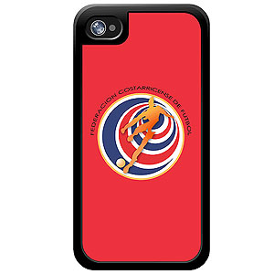 Costa Rica Custom Crest Phone Cases - iPhone (All Models) iph-cstrc-cst
