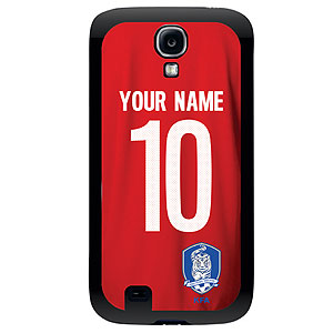 South Korea Custom Player Phone Cases - Samsung (All Models) sms-skor-plyr