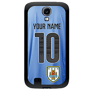 Uruguay Custom Player Phone Cases - Samsung (All Models) sms-uru-plyr
