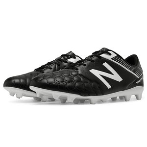 New Balance Visaro Control Leather FG - Black/White MSVCOFBK