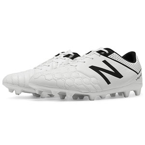 New Balance Visaro Control Leather FG - White/Black MSVCOFWH