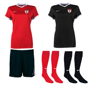 AC Delray - Women's Required Kit AC-WMNKT