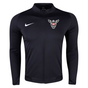 North Texas United FC Nike Squad 16 Knit Track Jacket - Black/White TUFC-725941-010