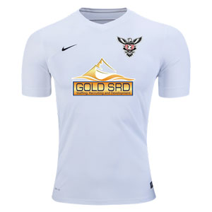 North Texas United FC Nike Striker IV Jersey - White TUFC-725898-100