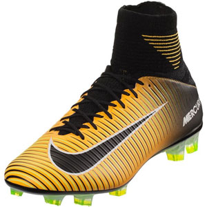 Nike Mercurial Veloce III DF FG - Laser Orange/Black 831961-801