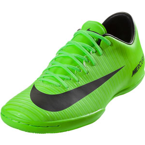 Nike Mercurial Victory VI IC - Electric Green/Black/Flash Lime Indoor 831966-303