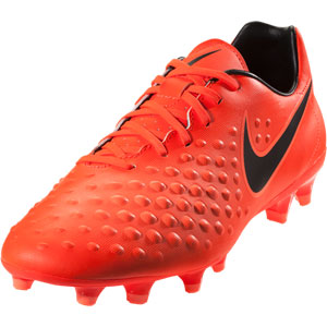 Nike Magista Onda II FG - Total Crimson/Black 844411-808
