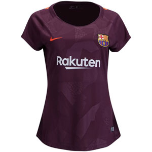 Nike Barcelona Women's Third Jersey 2017-2018 847224-683