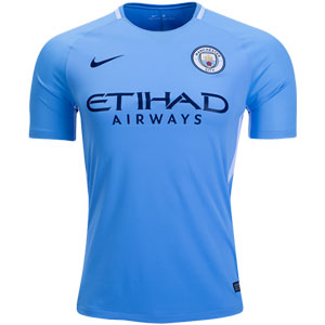 Nike Manchester City Home Jersey 2017-2018 847261-489