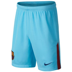 Nike Barcelona Youth Away Shorts 2017-2018 847389-483