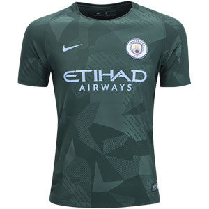 Nike Manchester City Youth Third Jersey 2017-2018 847401-333