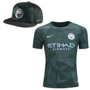 Nike Manchester City FC Youth Gift Set 847401-YTHMCGIFTSET