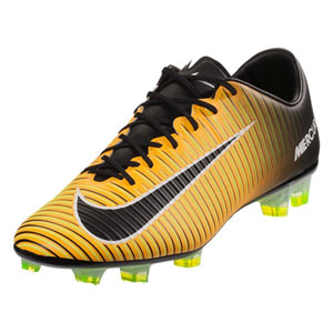 Nike Mercurial Veloce III FG - Laser Orange/Black 847756-801