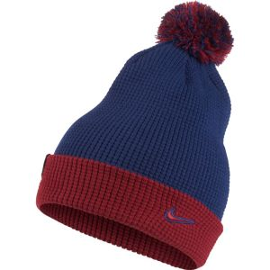 Nike FC Barcelona Beanie - Deep Royal Blue/Noble Red 852165455010101
