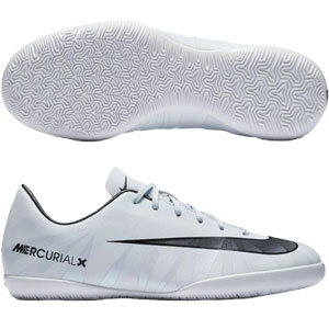 Nike Junior Mercurial Victory V CR7 IC - Blue Tint/Black Indoor 852488-401