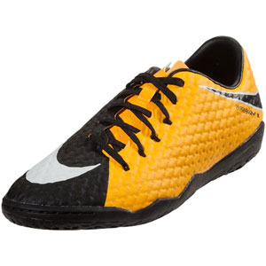 Nike Hypervenom Phelon III IC - Hyper Orange/Black Indoor 852563-801