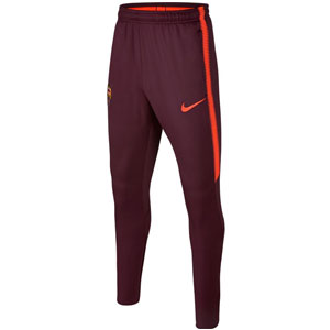 Nike Barcelona Youth Squad Pant 2017 - Night Maroon/Hyper Crimson 854413-685