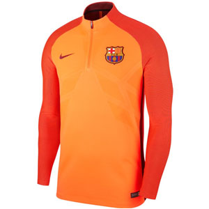 Nike Barcelona Aeroswift Strike Drill Top - Hyper Crimson 858306-813
