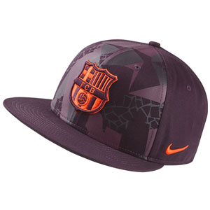 Nike Barcelona True Cap - Port Wine/Black 879561681010101