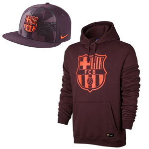 Nike Barcelona Hoodie and True Cap Gift Set 886770-JCKTHAT