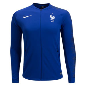 Nike France Anthem Jacket 2018 - Deep Royal Blue 893590-455