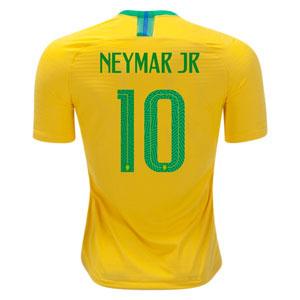 29b1f49ab3f38 Nike Neymar Brasil Authentic Home Jersey 2018 893858749-Neymar