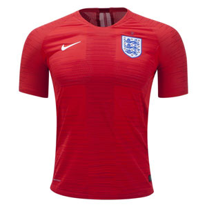 Nike England Authentic Away Jersey 2018 893869-600