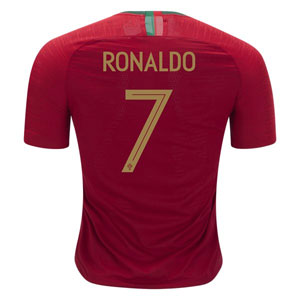 Nike Ronaldo Portugal Authentic Home Jersey 2018 893879-687-Ronaldo