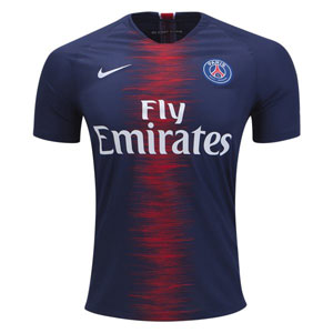 Nike Paris Saint-Germain Home Jersey 2018-2019 894432-411