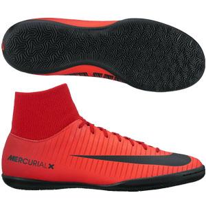 Nike MercurialX Victory VI DF IC - University Red/Black IC 903613-616