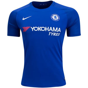 Nike Chelsea Home Jersey 2017-2018 905513-496