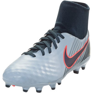 Nike Junior Magista Onda II DF FG - Light Armory Blue/Armory Navy 917776-400