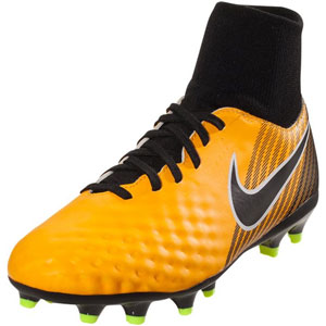 Nike Junior Magista Onda II DF FG - Laser Orange/Black 917776-801