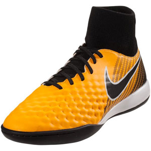 Nike Magista X Onda II DF IC - Laser Orange/Black Indoor 917795-801