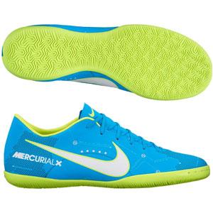Nike Mercurial Victory VI NJR IC - Blue Orbit/White Indoor 921516-400