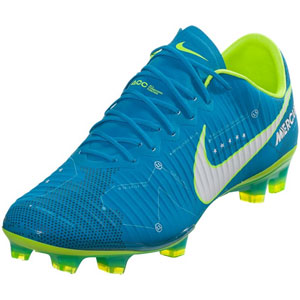 Nike Mercurial Vapor XI NJR FG - Blue Orbit/White 921547-400