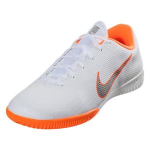 Nike Mercurial VaporX 12 Academy IC - White Total Orange Indoor AH7383-107 a1bd12040f67d