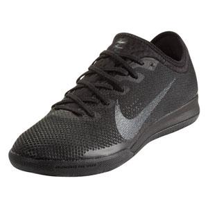 Nike VaporX 12 Pro IC - Black/Black Indoor AH7387-001